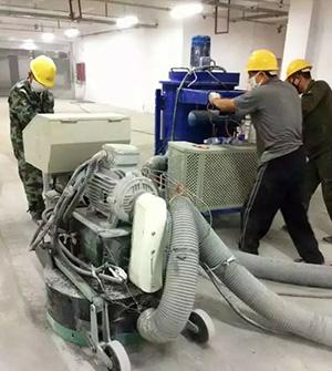 协助清理建筑垃圾-积佳施工团队
