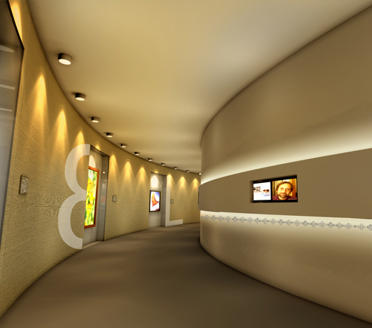 展馆展厅地坪系统