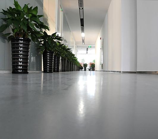 商务办公楼地坪系统